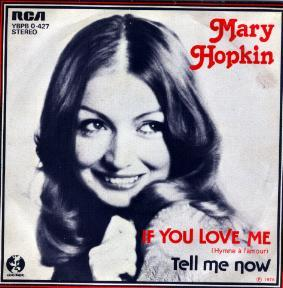 Mary Hopkin If You Love Me