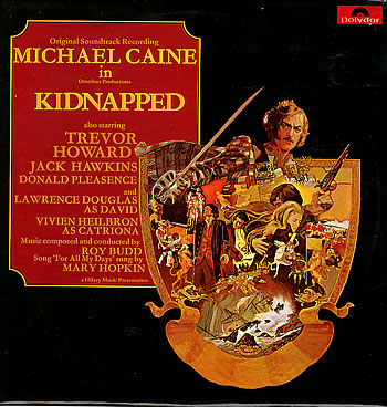 Kidnapped Polydor 2383102 UK