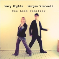 You Look Familiar (with Morgan Visconti) - CD (2010) MHM006